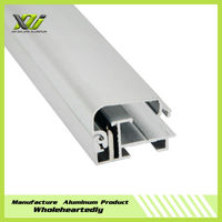 Colorful Custom Size 25mm Profile Aluminum Snap Frame, Wall Mounting