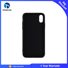The Latest Cool Man Custom Design Black Soft Silicone Cell Phone Case for iphone X TPU