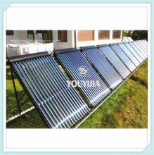 solar collector, solar water heating system for hotel, bathroom, ketchen and gym