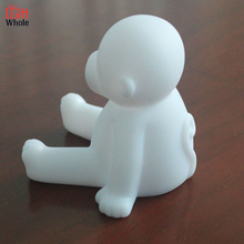 Popular sale Cartoon plastic cell phone stand