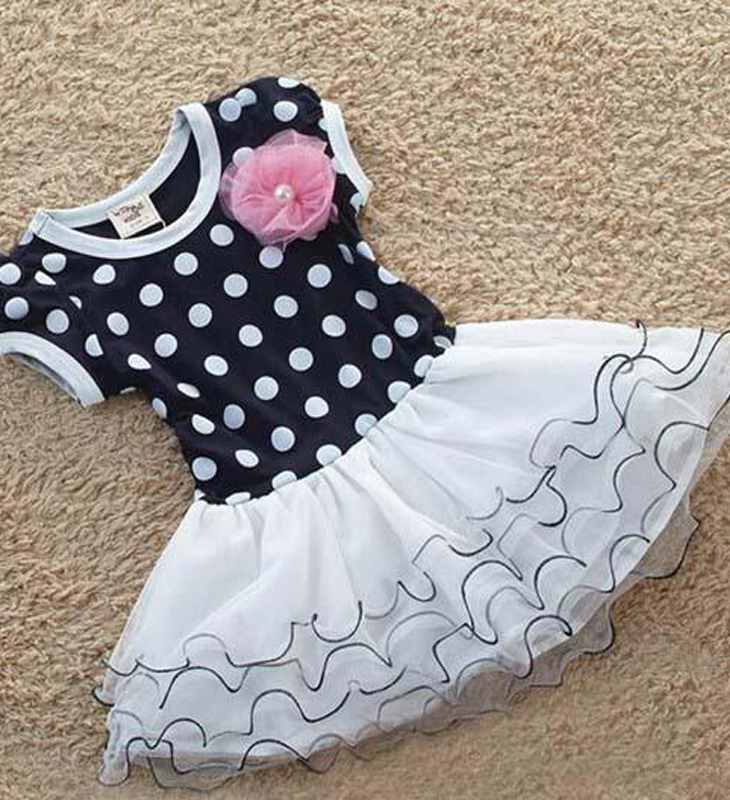 Wholesale Cheap Girls Puffy Dresses For Kids
