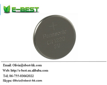 Li-ion Lithium-ion Button Cell Batteries 3V COIN CR1220