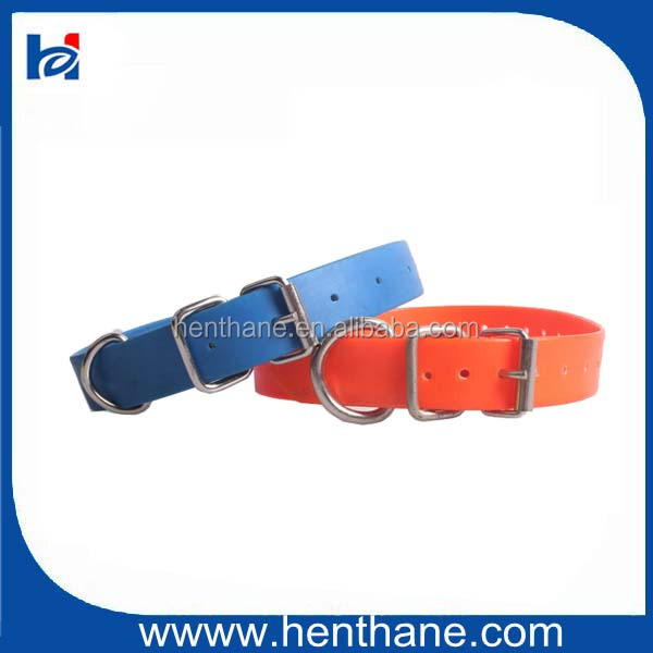 Waterproof Negative Ion Dog Collar PVC Dog Collar
