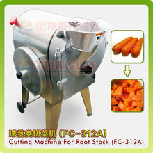 FC-312A thin potato chips slicing cutter machine