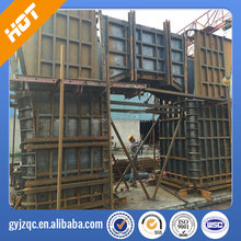 construction building steel soldier beam for formwork/ H beam steel formwork for bridge