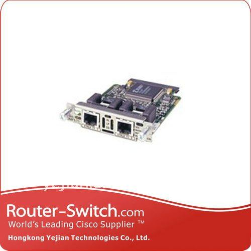 Cisco VWIC card cisco VWIC-2MFT-G703