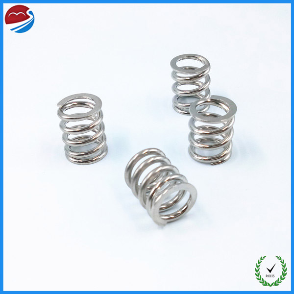 Custom Stainless Steel Auto Compression Helical Coil spring