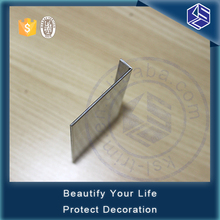 High quality widely stainless steel stairs corner bead protection