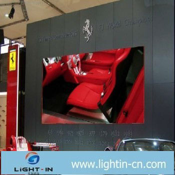 P20 Indoor Full Color LED Display aluminium frame for led display