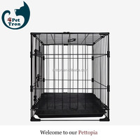 China good supplier super quality strong double dog cage