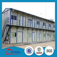 strong stability high quality cheap temporary house prefabricated houses