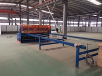 computer control,large scale wire mesh welded machine(20 years factory)
