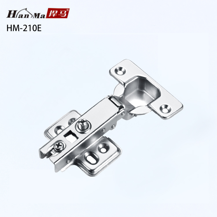 Cold rolled steel hydraulic furniture hinge