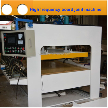 finger join machine for solid wood floor