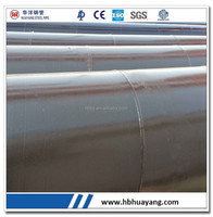 API 5L PSL1 ASTM A106 Gr.B EFW Line Pipes for oil or gas transport