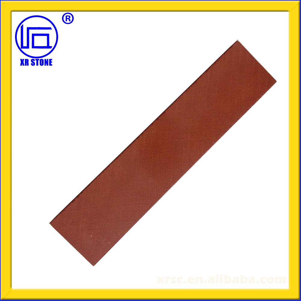 natural slate stone of red sandstone for wall decoration
