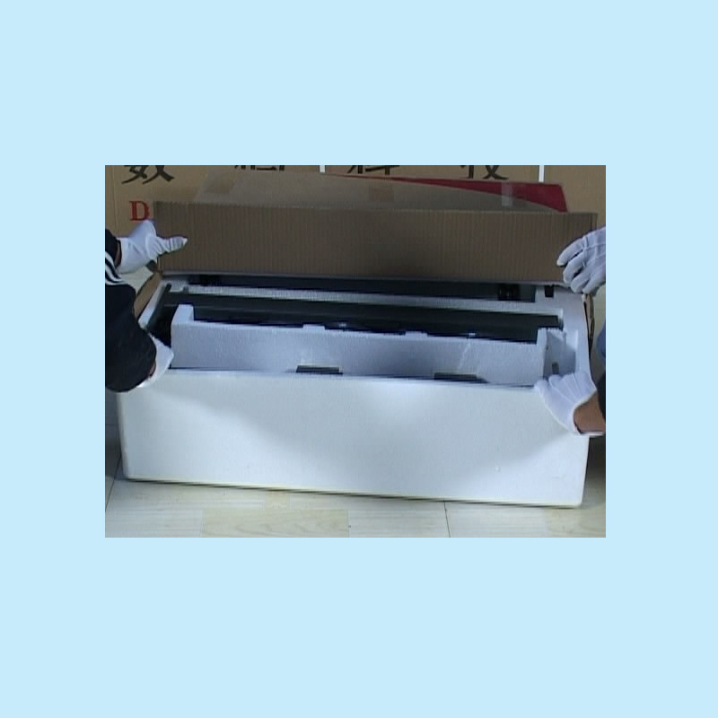 Huacai large format Novajet750 inkjet indoor printer