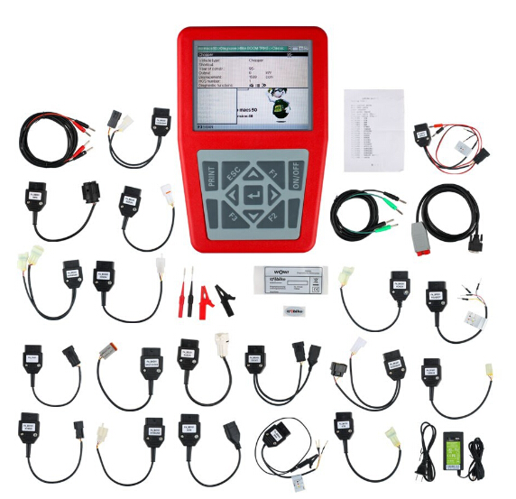 High Performance universal motorcycle diagnostic scanner Motorcycle Diagnostic Tool