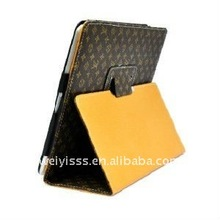 Fashion leather laptop case for ipad 2 ch-019