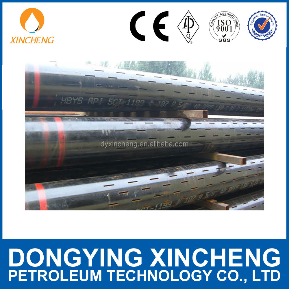 Casing Slotted Liner,Slotted Liners Screen Pipe