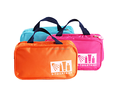 Travel bathroom portable light weight hanging travel cosmetic bag