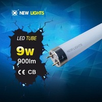 high quality led tube t8 9w 18w 22w tube8 light CE/ROHS japanese bulb 3 years warranty 5000 hours