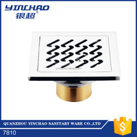 High Quality European Stainless Steel Floor Drain