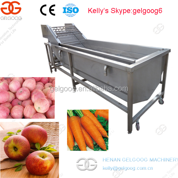 Bubble Fruit and Vegetable Washing Machine|Strawberry washing machine