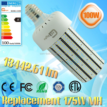 led replacement for high pressure sodium lights 100W Corn Lamp E39 corn bulb