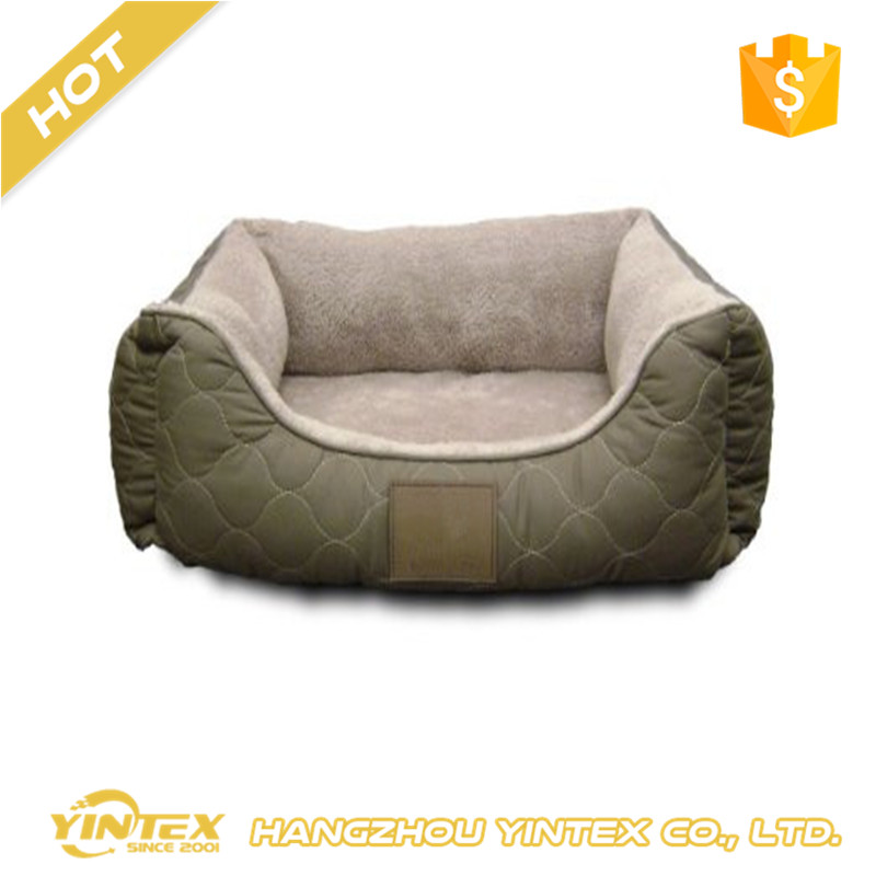 Washable Soft pet bed crib memory foam Pet Bed/Sofa