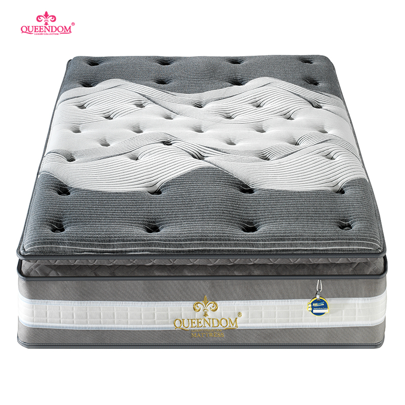 Hot selling supercare air topper bed orthopaedic mattress - Jozy Mattress   Jozy.net