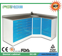 DC-08 High quality ce approved dental cabinets for sale