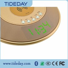 2017 Gold supplier wireless trolley dj portable bluetooth speaker with NFC