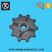 Ductile Cast Iron, Grey Cast Iron