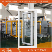 YY Home Aluminum profile casement windows / Aluminium Side Opening Window