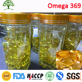 Halal Omega 3 6 9 softgel Capsule Fish Oil /Evening Primrose Oil / Flexseed Oil