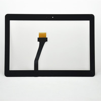 Brand new front touch screen panel digitizer glass for Samsung Galaxy note 10.1 N8000
