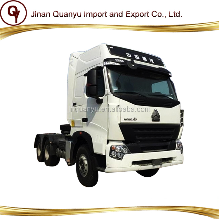 China Sinotruck Howo A7 6x4 Tractor Truck low price