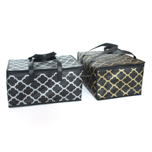 OEM Non Woven Material Beer Bottle Wine Storage Bags Outdoor For Woman Picnic Lunch Wholesale Can Shape Cooler Bag