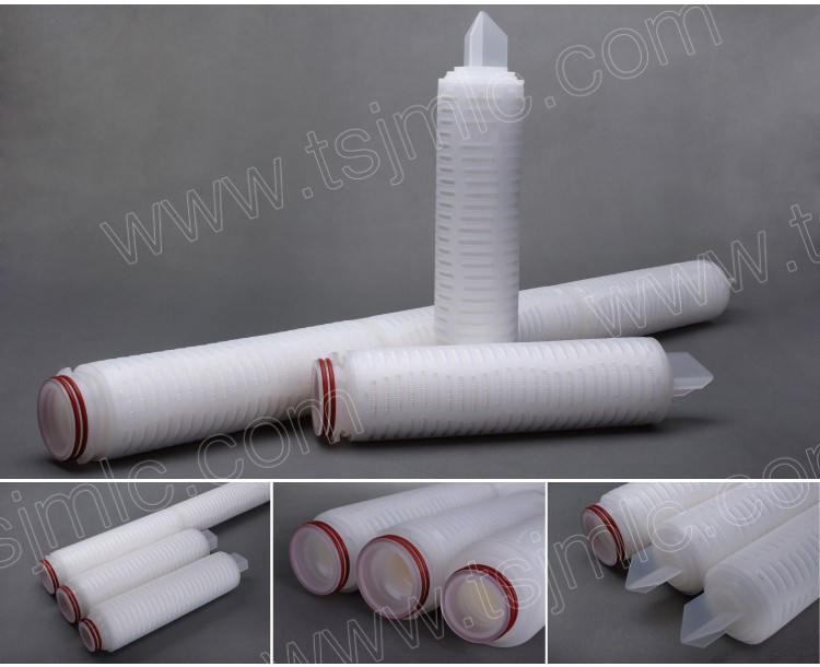 Imported Polyethersulphone(PES) filter cartridge for pharmceutical industry / Sartourius filter replacement