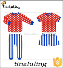 tinaluling design for july 4th holiday kids boutique clothing wholesale