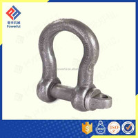 CARBON STEEL BS3032 LARGE BOW SHACKLE