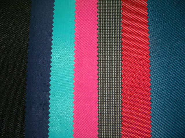 100% Polyester 1200D Coated Fabric Manufacture From China