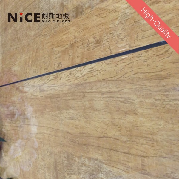 Hand Scratch Laminated Wooden Floor used for outdoor flooring driveways