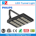 2016 new 200w Multifunctional meanwell driver wall pack led tunnel light