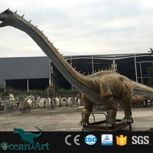 OAD6279 Children Park Attraction Cartoon Dinosaur Sculpture