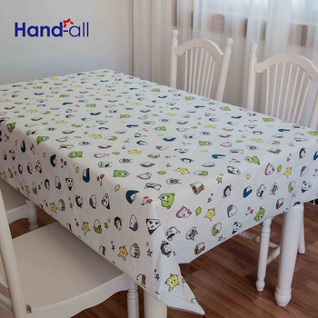 2017 Popular Disposable Paper Tablecloth