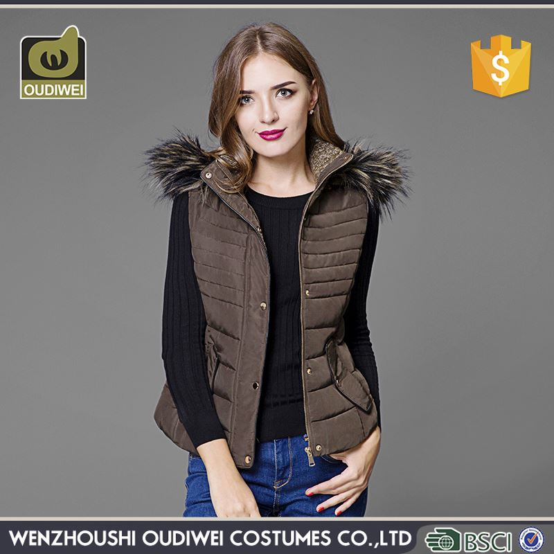 Newest selling attractive style outdoor waistcoat on sale