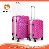 Hard Shell Trolley Luggage Description Of Traveling Bag