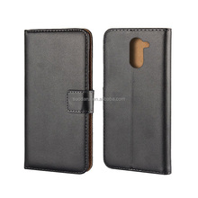 2017 hot sell leather case For Huawei enjoy 7 plus wallet leather flip case For Huawei enjoy 7 plus
